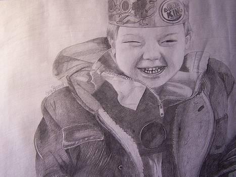 King Cheesy by Corey Stewart