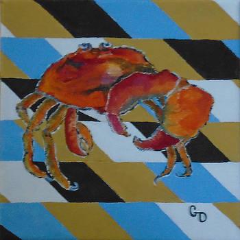 King Crab by Georgia Donovan