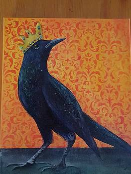 King Grackle by Ami Brown