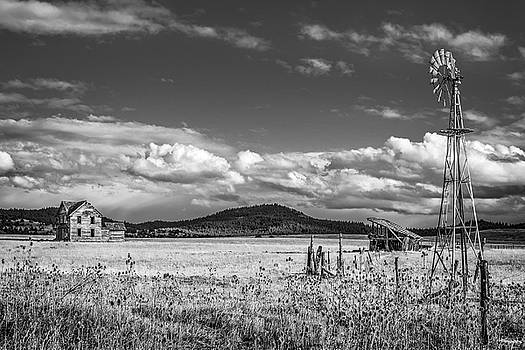 King Homestead_BW-1593 by Joe Hudspeth