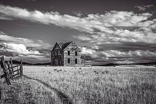 King Homestead_BW-1601 by Joe Hudspeth