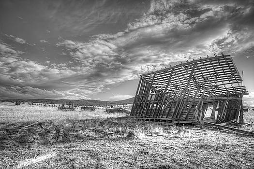 King Homestead_BW-1603 by Joe Hudspeth