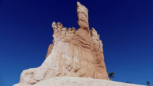 King Hoodoo of Bryce Canyon  by Travis Deaton