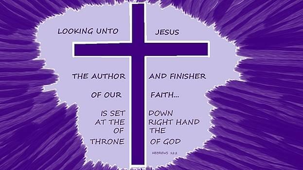 King Jesus 2 by Linda Velasquez