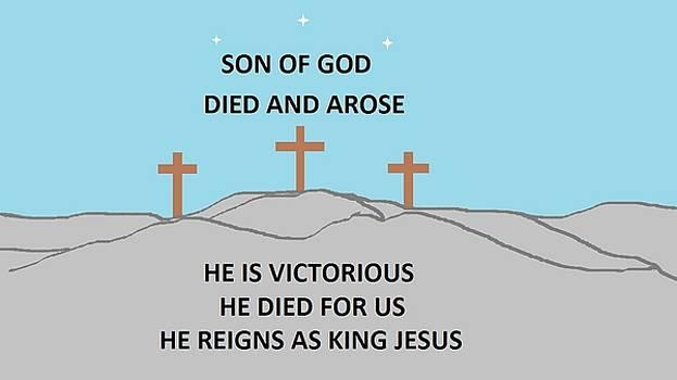 King Jesus by Linda Velasquez