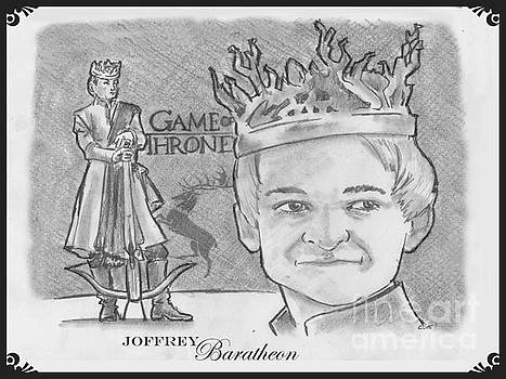 Chris  DelVecchio - King Joffrey Baratheon