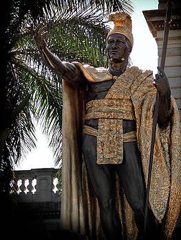 Daniel Hagerman -  KING KAMEHAMEHA of HAWAII