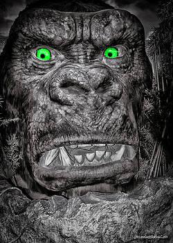 King Kong by LeeAnn McLaneGoetz McLaneGoetzStudioLLCcom