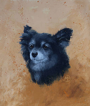 King of the Dog Park by Monica Burnette