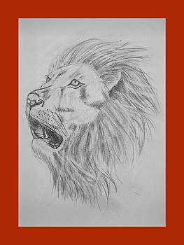 King of the Jungle by Ramon Bendita