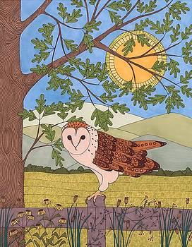 King of the Meadow by Pamela Schiermeyer