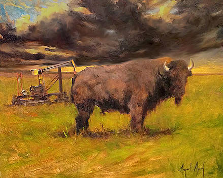 King of the Prairie by Margaret Aycock