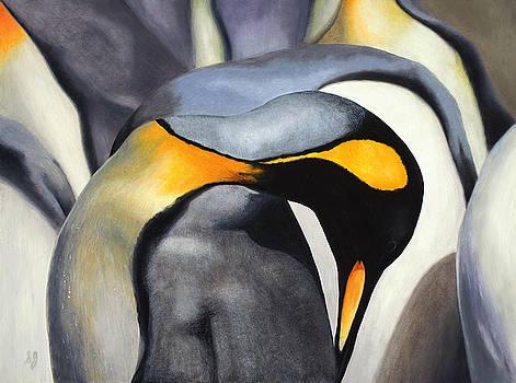 King Penquins by Stephen Janton