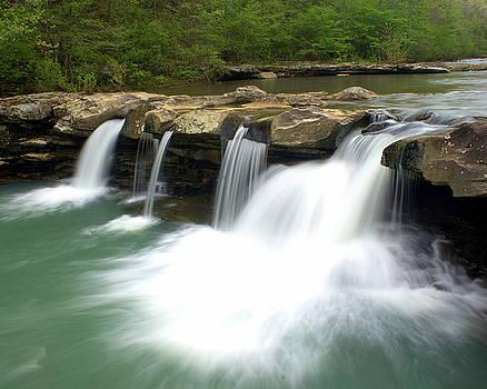 Marty Koch - King River Falls