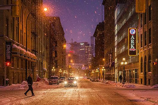 Bryan Scott - King Street