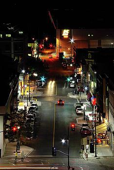 King Street East Street Lights by Paul Wash