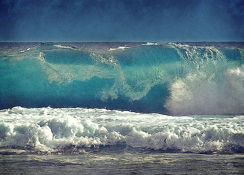 King Tide Wave by Lori Seaman