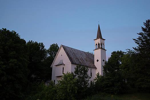 Kingfield United Methodist Church by New England Photographic