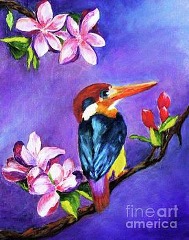 Kingfisher by Dian Paura-Chellis