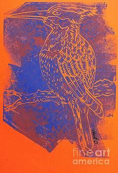 Caroline Street - Kingfisher In Blue