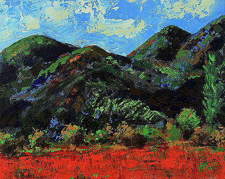 Kings canyon fall colors by Walter Fahmy