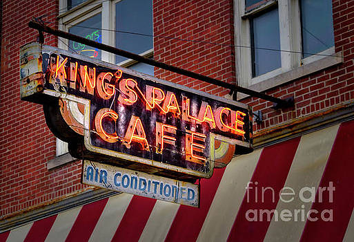 King's Palace Cafe by Jerry Fornarotto
