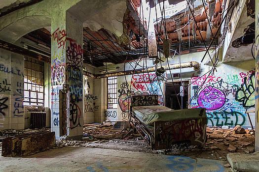 Kings Park Psychiatric Center by Roderick Breem