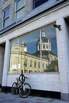 Kingston City Hall with a Venetian Touch by Paul Wash