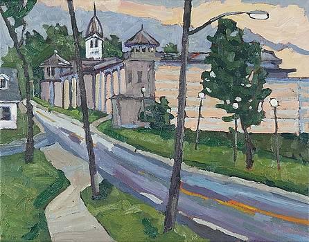 Kingston Penn by Phil Chadwick