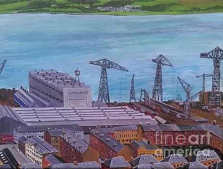 Kingston Yards, Port Glasgow by Neal Crossan