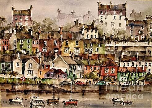 Val Byrne - F 906  Kinsale Harbour. Cork