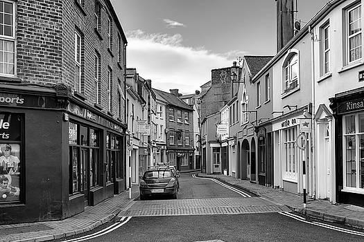 Kinsale Side Street by Chris Buff