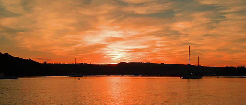 Kinsale Sunset by Jennifer Conroy