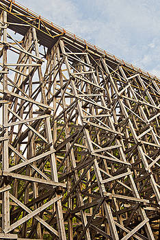 Kinsol Trestle 2 by Peter J Sucy