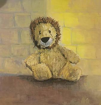 Kion the Lion by Annie Kehoe