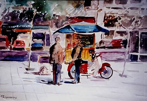 Kiosk by George Siaba