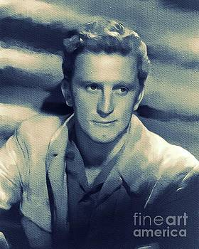 Kirk Douglas, Hollywood Legend by Mary Bassett