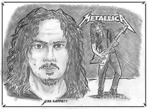 Chris  DelVecchio - Kirk Hammett