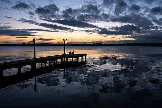 Kirkland Washington Sunsets by Matt McDonald