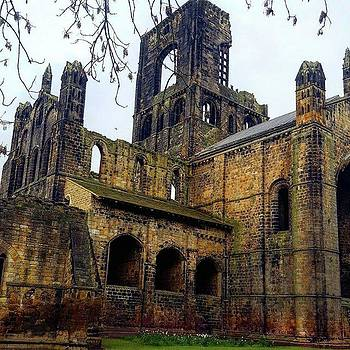 #kirkstallabbey #leeds How's Your Bank by Dante Harker