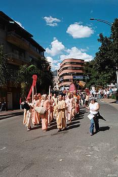 Kirtan Parade One by David Cardona