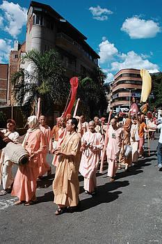 Kirtan Parade Two by David Cardona