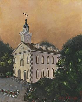 Jeff Brimley - Kirtland Temple
