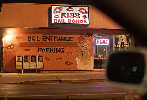 Kiss Bail Bonds by Daniel Furon