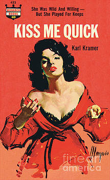 Kiss Me Quick by Robert Maguire