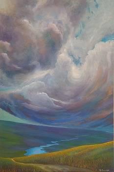 Kiss the Sky by Regina Calton Burchett
