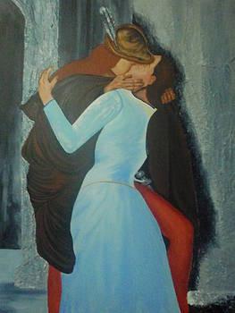 Kiss by Theodora Dimitrijevic
