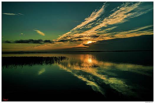 Kissimmee Sunrise by Rogermike Wilson