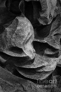 Kissing Stones by Kiran Joshi