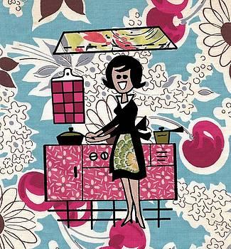Kitchen Time by Desiree Warren